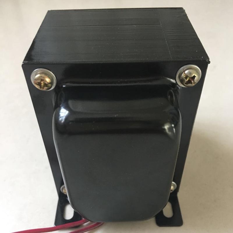 IWISTAO 10H/250mA Tube Amplifier Choke Coil 1pc Filter Pure OFC Wire with  Shield Cover Audio HIFI