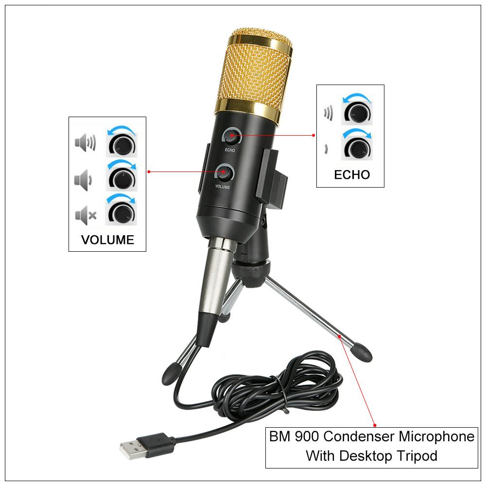 BM 900 USB Microphone 11(2)