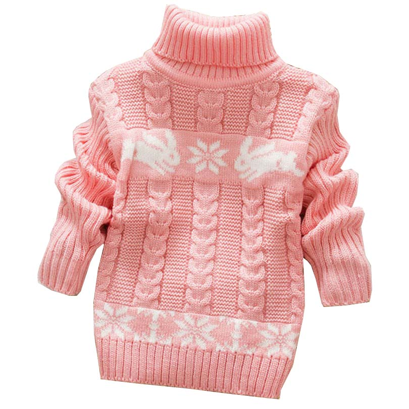 6b3a00e16f71 Autumn Winter Sueter Infantil For Girls Baby Sweater Coats With ...