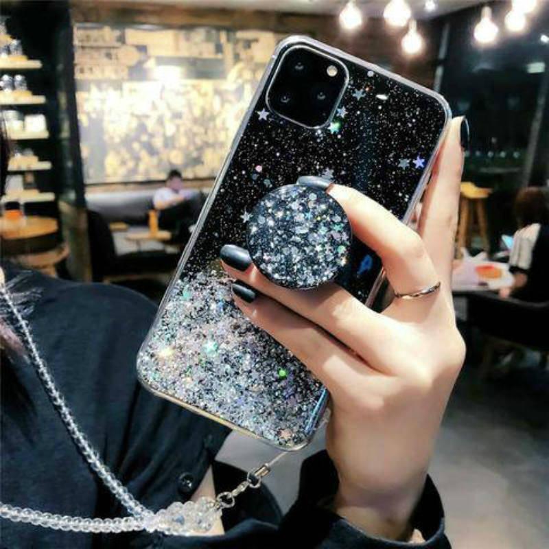 2020 Bling Glitter Phone Case - ChicYear