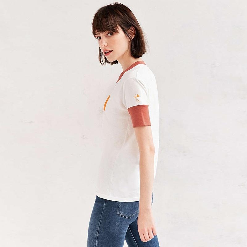a927b941989 Summer New Style Short Sleeves Tops Slim O-neck Shirt Lovely ...