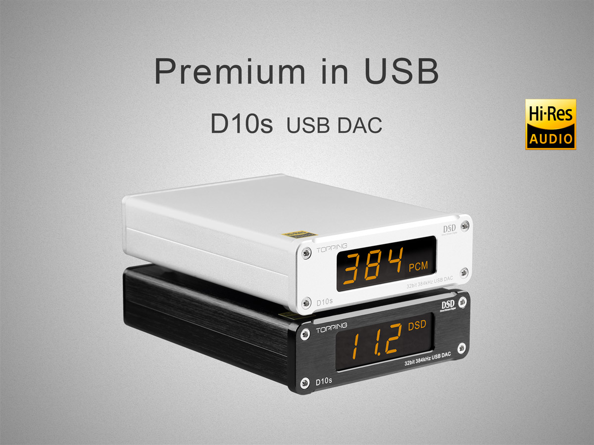 TOPPING D10s DAC