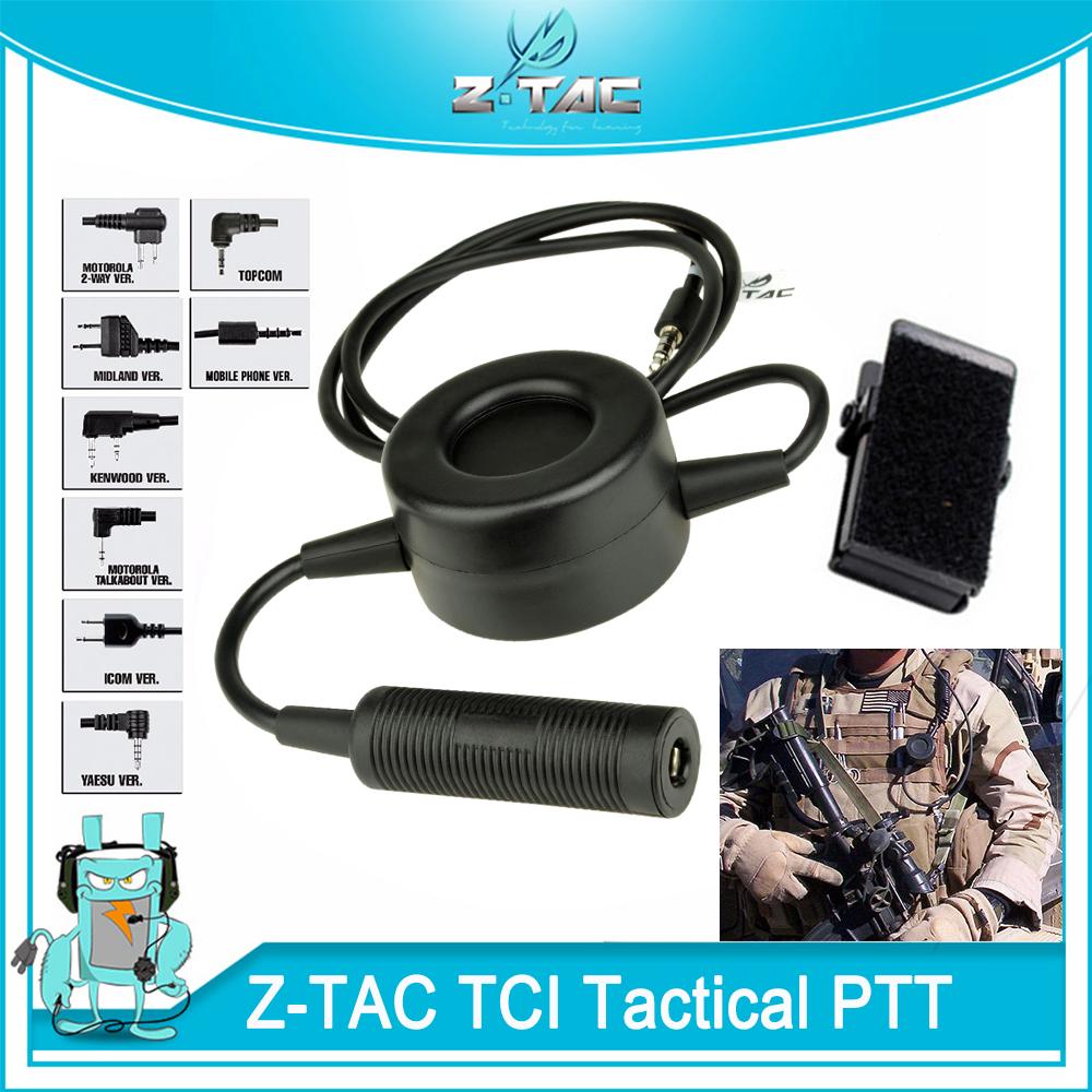 Z Tac Zselex Tasc1 Headset And Ptt Set For Baofeng Uv Tyt