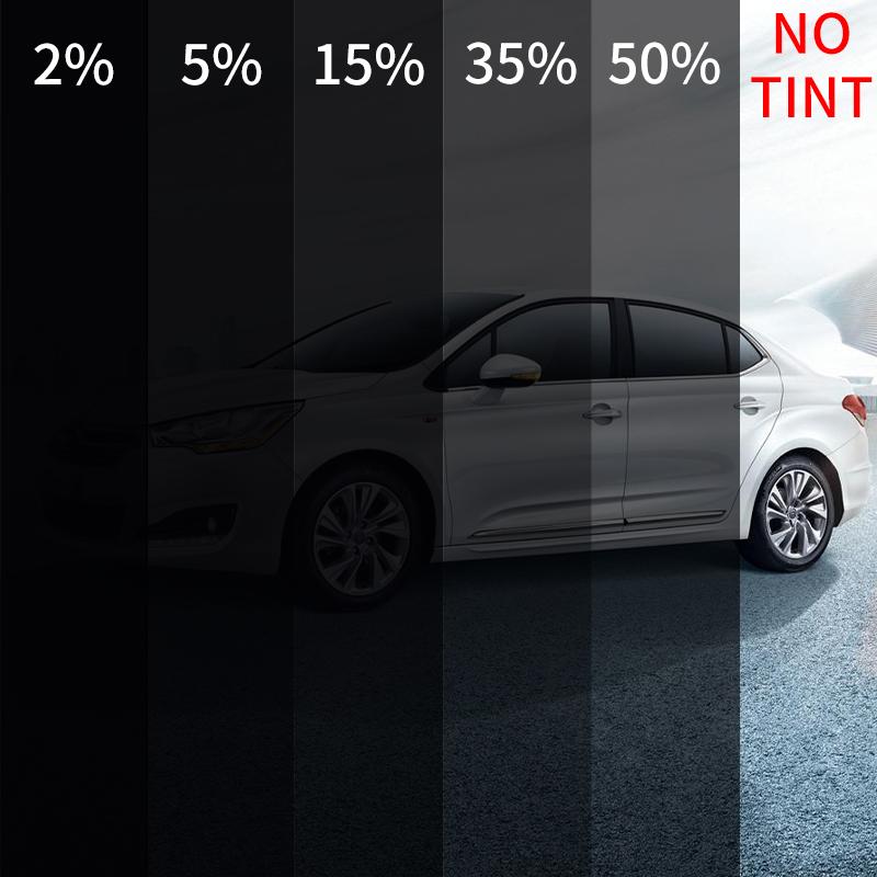 Roll Window Tint Film Sun Shade Auto Car House 99/%UV Proof Sticker HOHOFILM
