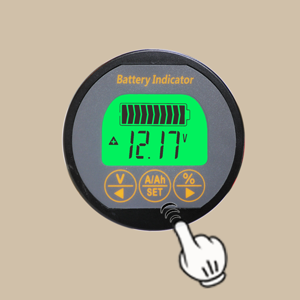 Sla Gel Battery Charger Circuit With Battery Monitor Meter Function