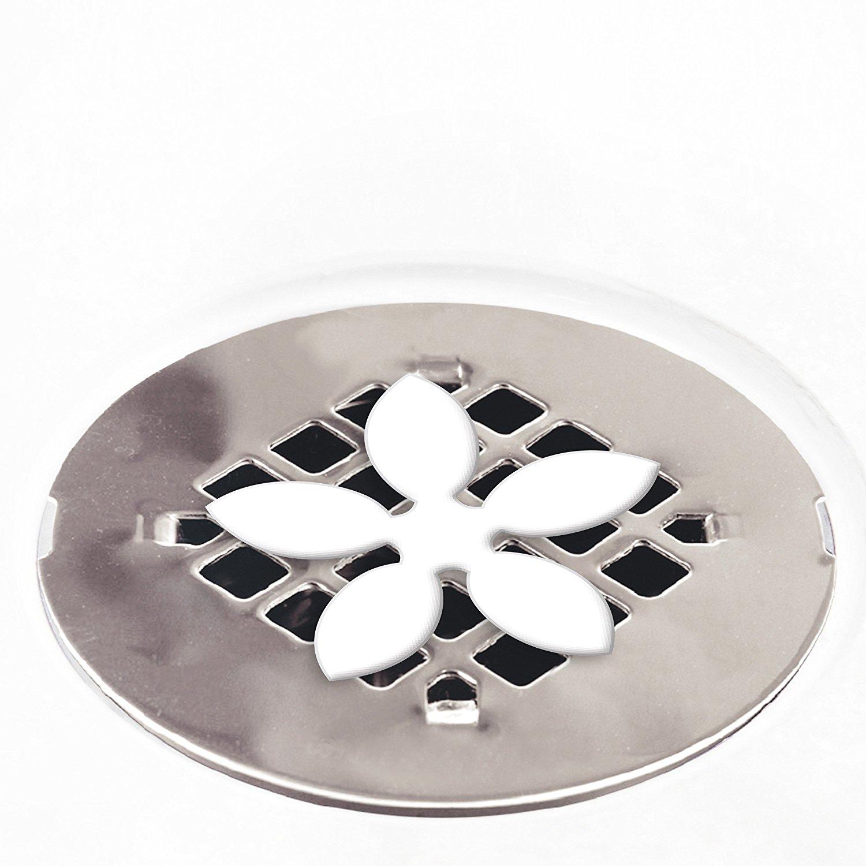 12Pack Shower Drain Hair Catcher Stopper Clog Sink Strainer Plumbing Trap Filter