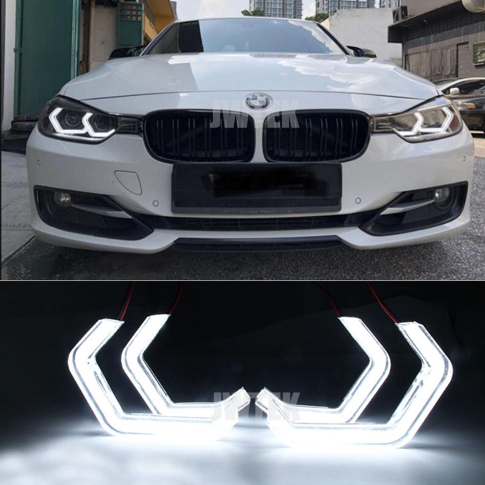 LED Angel Eyes For BMW 2 3 4 Series F30 F31 F32 F34 F80