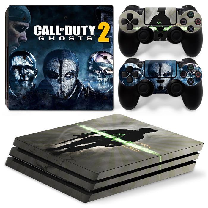 wherecanibuyCall Of Duty PS4 Prosticker