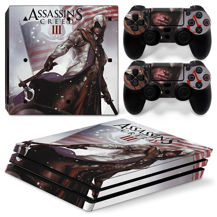 where can i buy Assassin's Creed PS4 Pro sticker