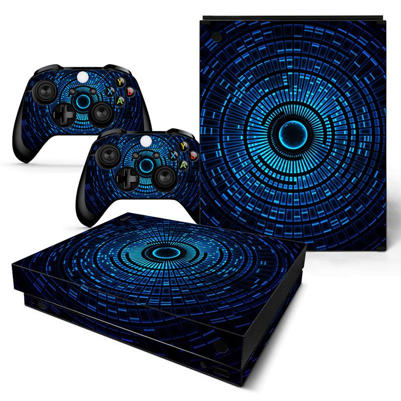 cheap Decorative Pattern sticker for XBOX ONE x