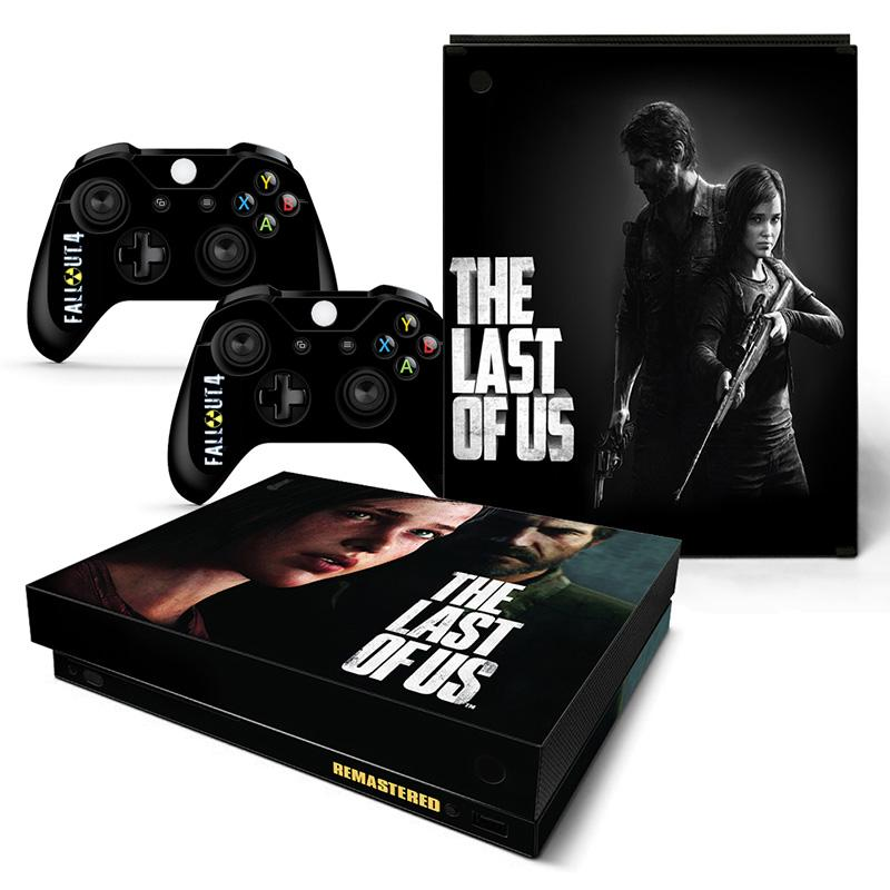 cheap The Last Of US skin for XBOX ONE x
