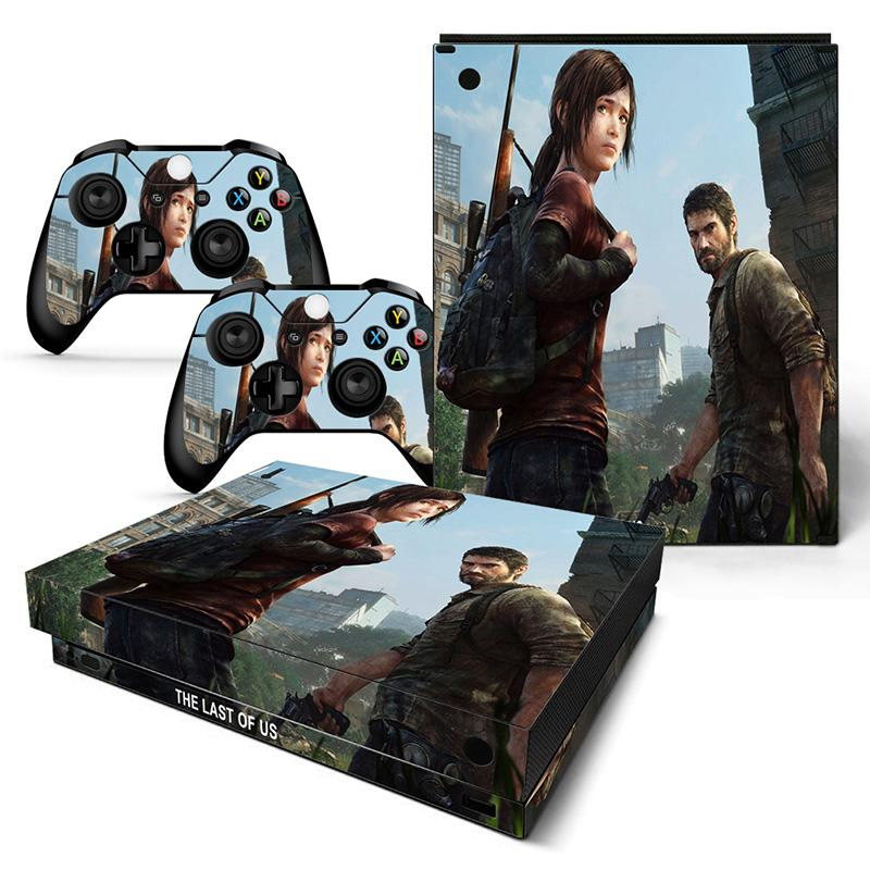 cheap The Last Of US sticker for XBOX ONE x