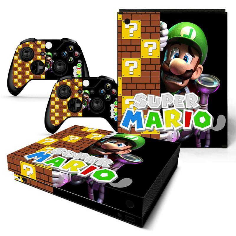 cheap Super Mario skin for XBOX ONE x