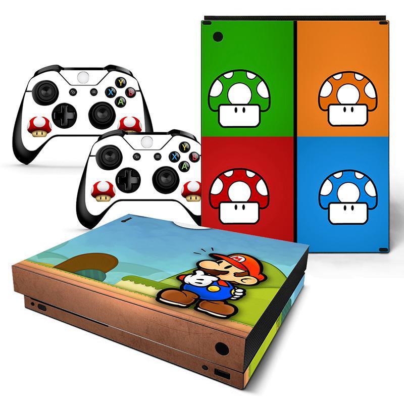 cheap Super Mario sticker for XBOX ONE x