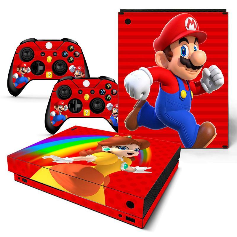 wherecanibuySuper Mario XBOX ONE xsticker