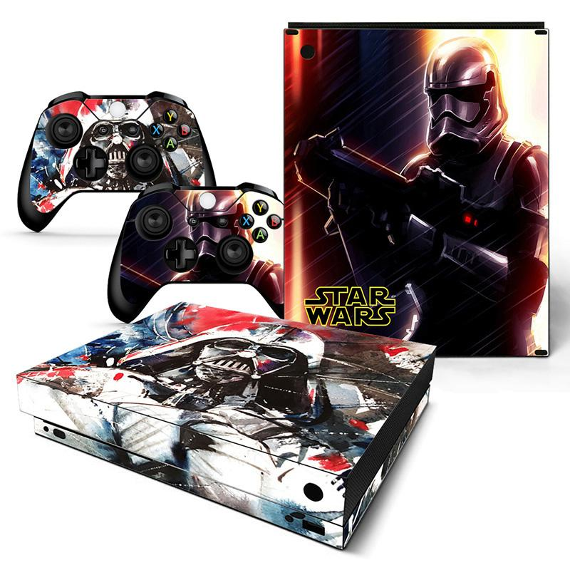 hot Star Wars skin for XBOX ONE x