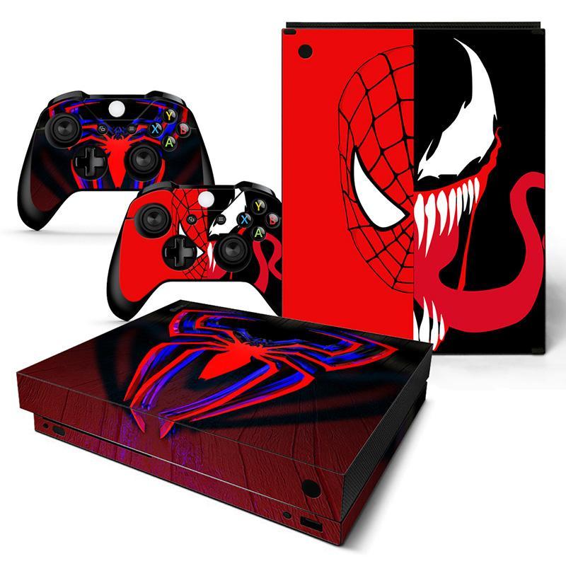 hot Spider Man sticker for XBOX ONE x