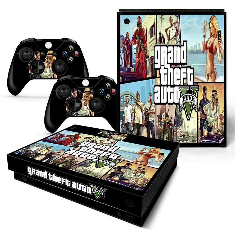 cheap Grand Theft Autov sticker for XBOX ONE x