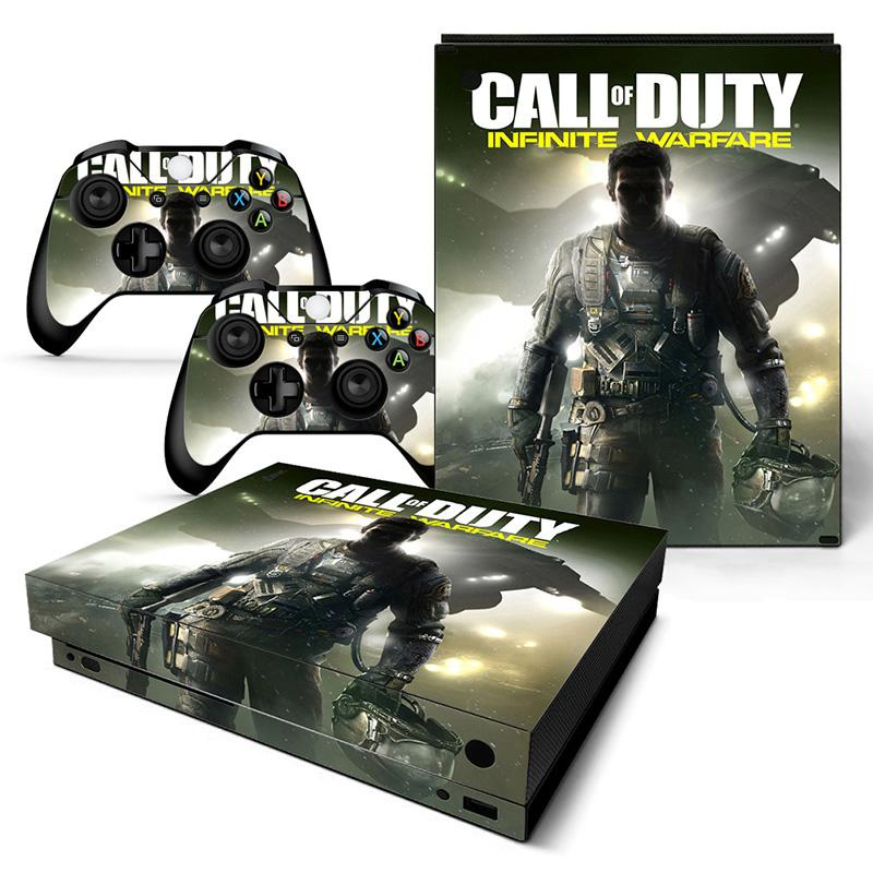 hot Call Of Duty skin for XBOX ONE x