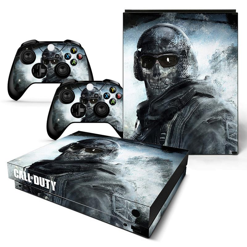 hot Call Of Duty sticker for XBOX ONE x