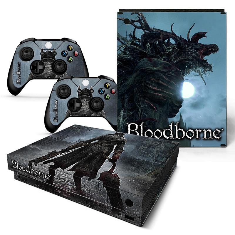 cheap Bloodborne sticker for XBOX ONE x