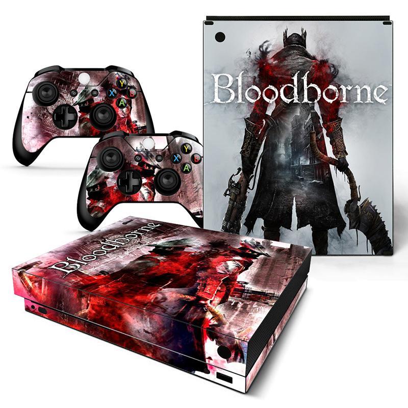 hot Bloodborne skin for XBOX ONE x