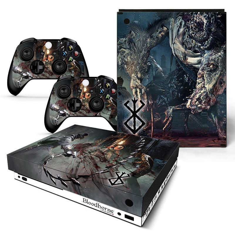 cheap Bloodborne skin for XBOX ONE x