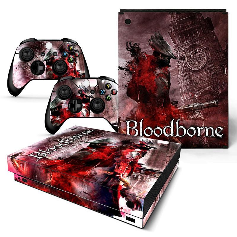 hot Bloodborne sticker for XBOX ONE x