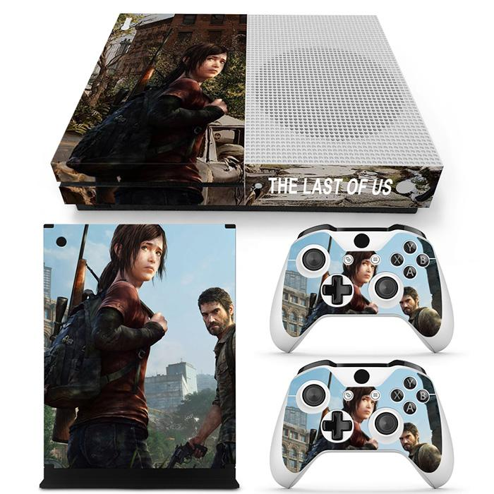 cheap The Last Of US skin for XBOX ONE S