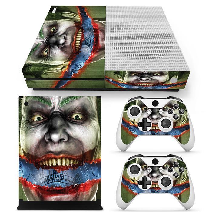 hot The Joker skin for XBOX ONE S