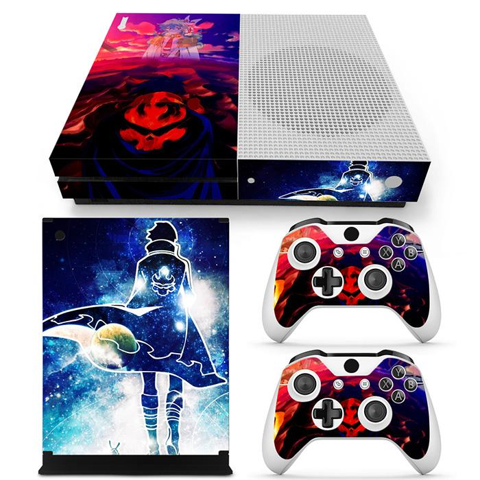 hot Naruto skin for XBOX ONE S