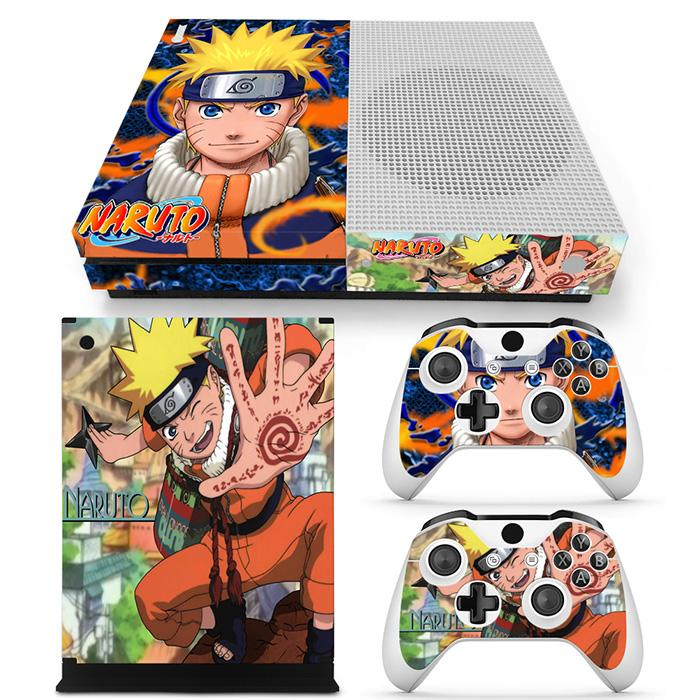 cheap Naruto sticker for XBOX ONE S