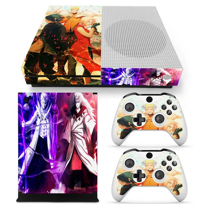 hot Naruto sticker for XBOX ONE S