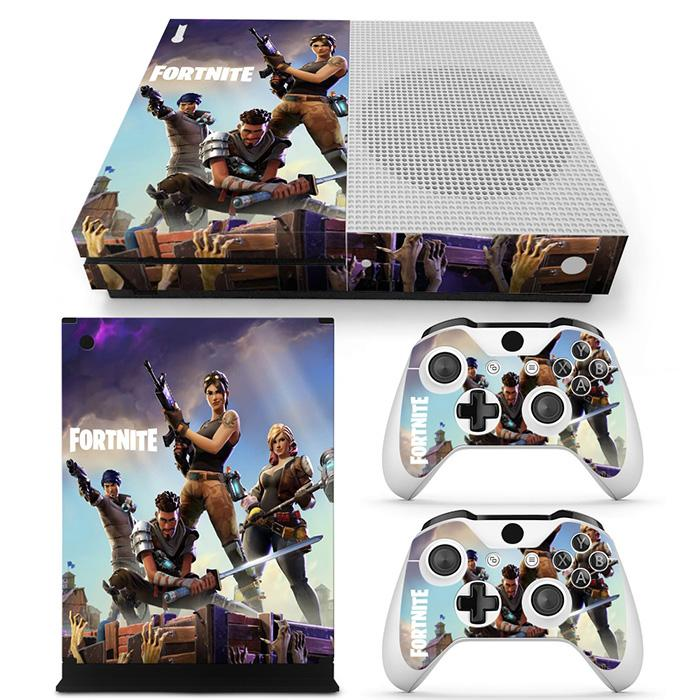 hot Fortnite skin for XBOX ONE S