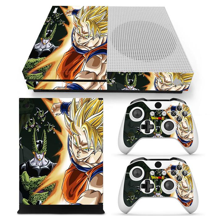 cheap Dragonball sticker for XBOX ONE S