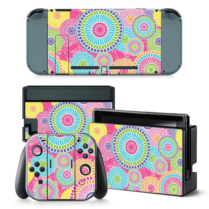 hot Pattern skin for Nintend Switch