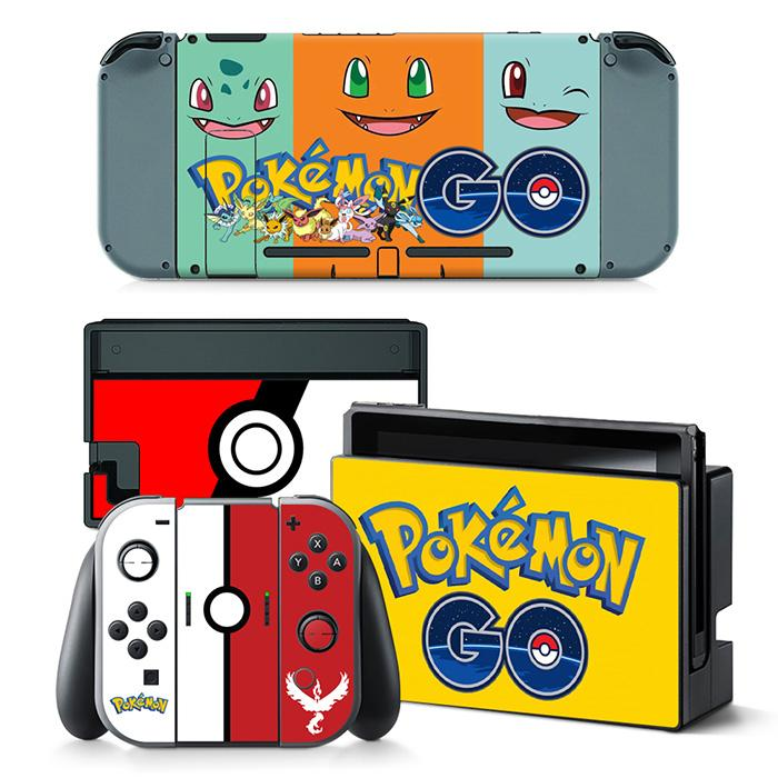 hot Pokemon skin for Nintend Switch