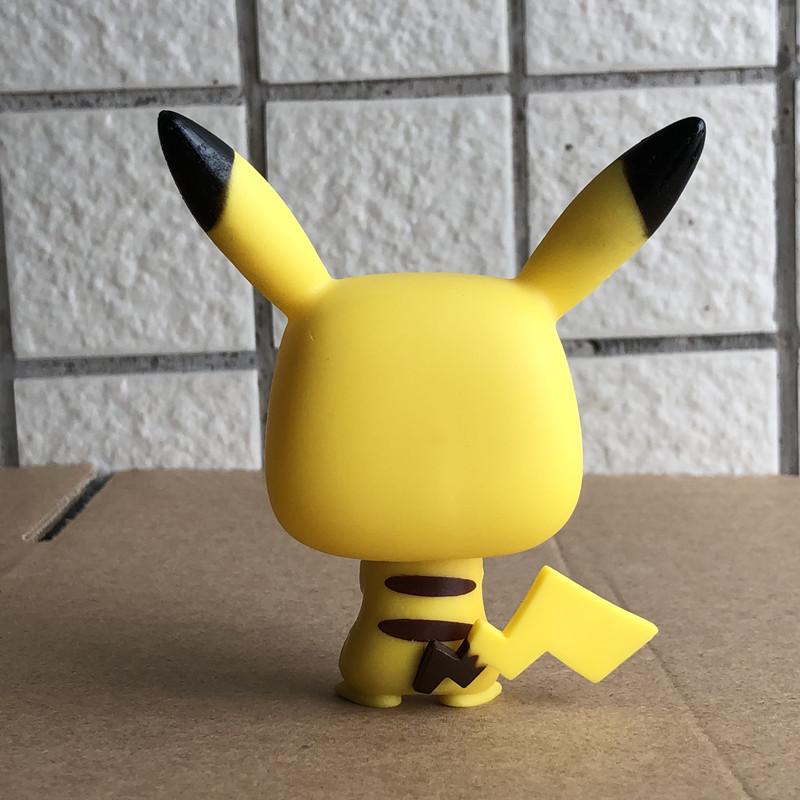 FUNKO POP Pokemon Cute Pikachu Action Figures Collection ...