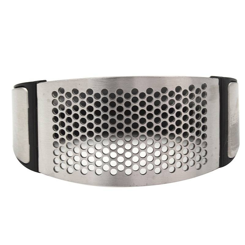 Stainless Steel Manual Garlic Grinder