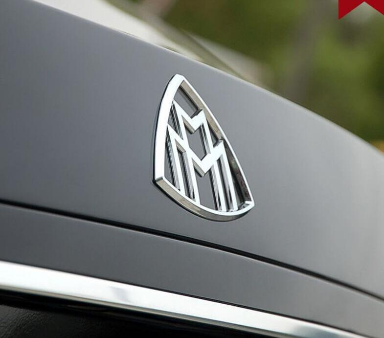 Steering Wheel Emblem Badge 59MM applies to Mercedes-Benz Maybach S450 S560 S680